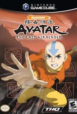 Gamecube Avatar the Last Airbender