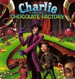 Gamecube Charlie and the Chocolate Factory (No Manual)