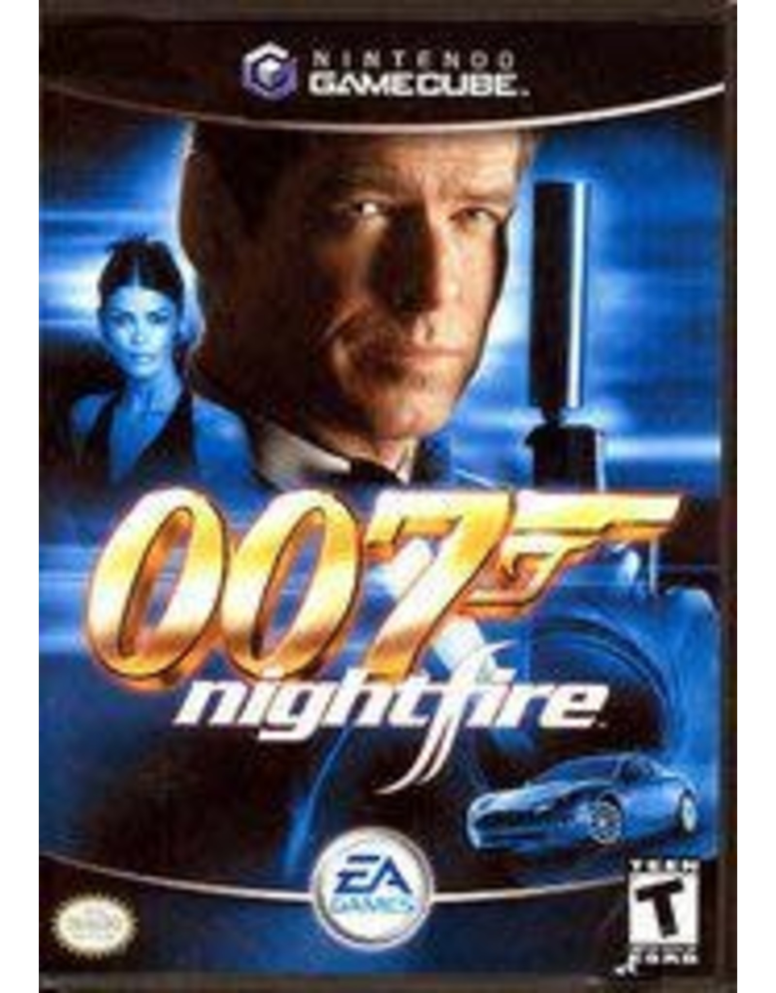 Gamecube 007 Nightfire (No Manual)