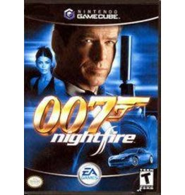 Gamecube 007 Nightfire (No Manual)