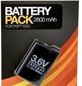 PSP PSP 1000 Battery replacement (KMD)