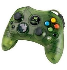 Xbox Xbox Green S Type Controller