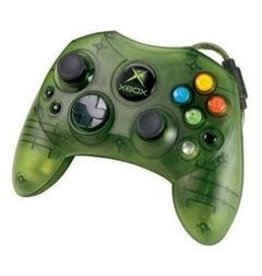 Xbox Xbox Green S Type Controller (Used)