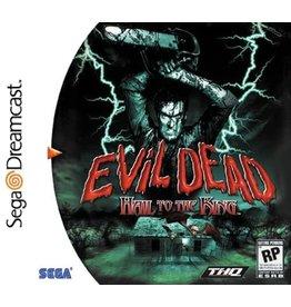 Sega Dreamcast Evil Dead Hail to the King (CIB)