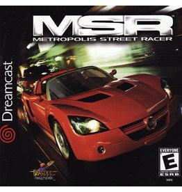 Sega Dreamcast Metropolis Street Racer (CIB)