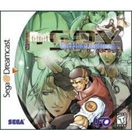 Sega Dreamcast Industrial Spy Operation Espionage (CIB)