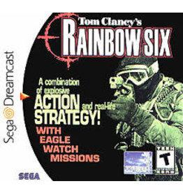 Sega Dreamcast Rainbow Six (CIB)