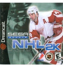 Sega Dreamcast NHL 2K (CIB)