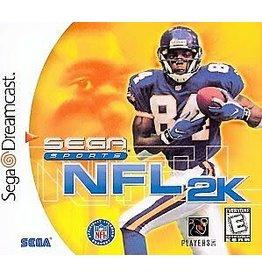 Sega Dreamcast NFL 2K (CIB)