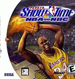 Sega Dreamcast NBA Showtime (CIB)