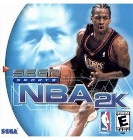 Sega Dreamcast NBA 2K (CIB)