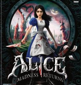 Xbox 360 Alice: Madness Returns (No Manual)