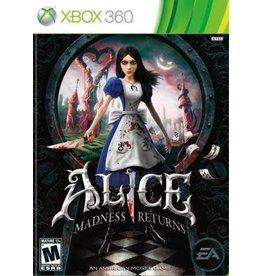 Xbox 360 Alice: Madness Returns