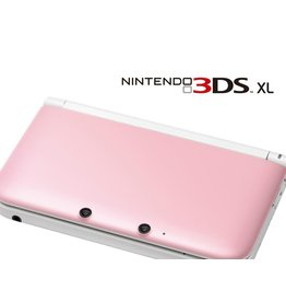 Nintendo 3DS Nintendo 3DS XL Pink & White (Used)