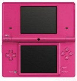 Nintendo DS Nintendo DSi Console (Pink, Used)