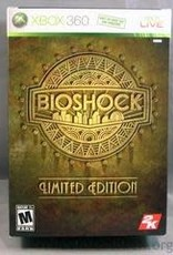 Xbox 360 Bioshock Limited Edition (With Soundtrack)