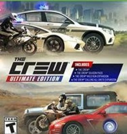 Xbox One Crew Ultimate Edition (Used)