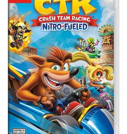 Nintendo Switch Crash Team Racing Nitro Fueled (USED)