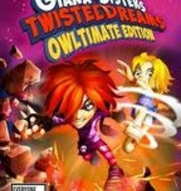 Nintendo Switch Giana Sisters Twisted Dreams Owltimate Edition (Used)