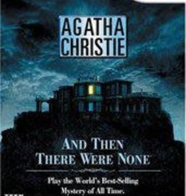 Wii Agatha Christie And Then There Were None (No Manual)