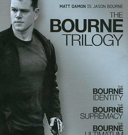 Used Bluray Bourne Trilogy, The (Sealed)