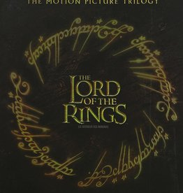 Used Bluray Lord of the Rings The Motion Picture Trilogy