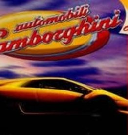 Nintendo 64 Automobili Lamborghini (CiB, No Cart Insert, Label Damage)