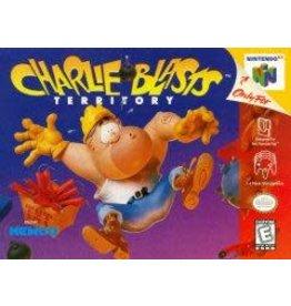 Nintendo 64 Charlie Blasts (CiB)