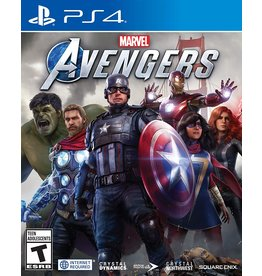 Playstation 4 Marvel's Avengers (PS4)