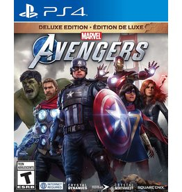 Playstation 4 Marvel's Avengers Deluxe Edition (PS4)