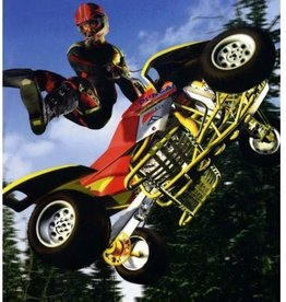 PSP ATV Offroad Fury Blazin' Trails (No Manual)
