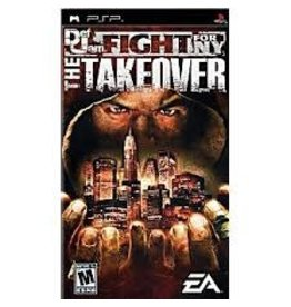 PSP Def Jam Fight for NY The Takeover (CIB)