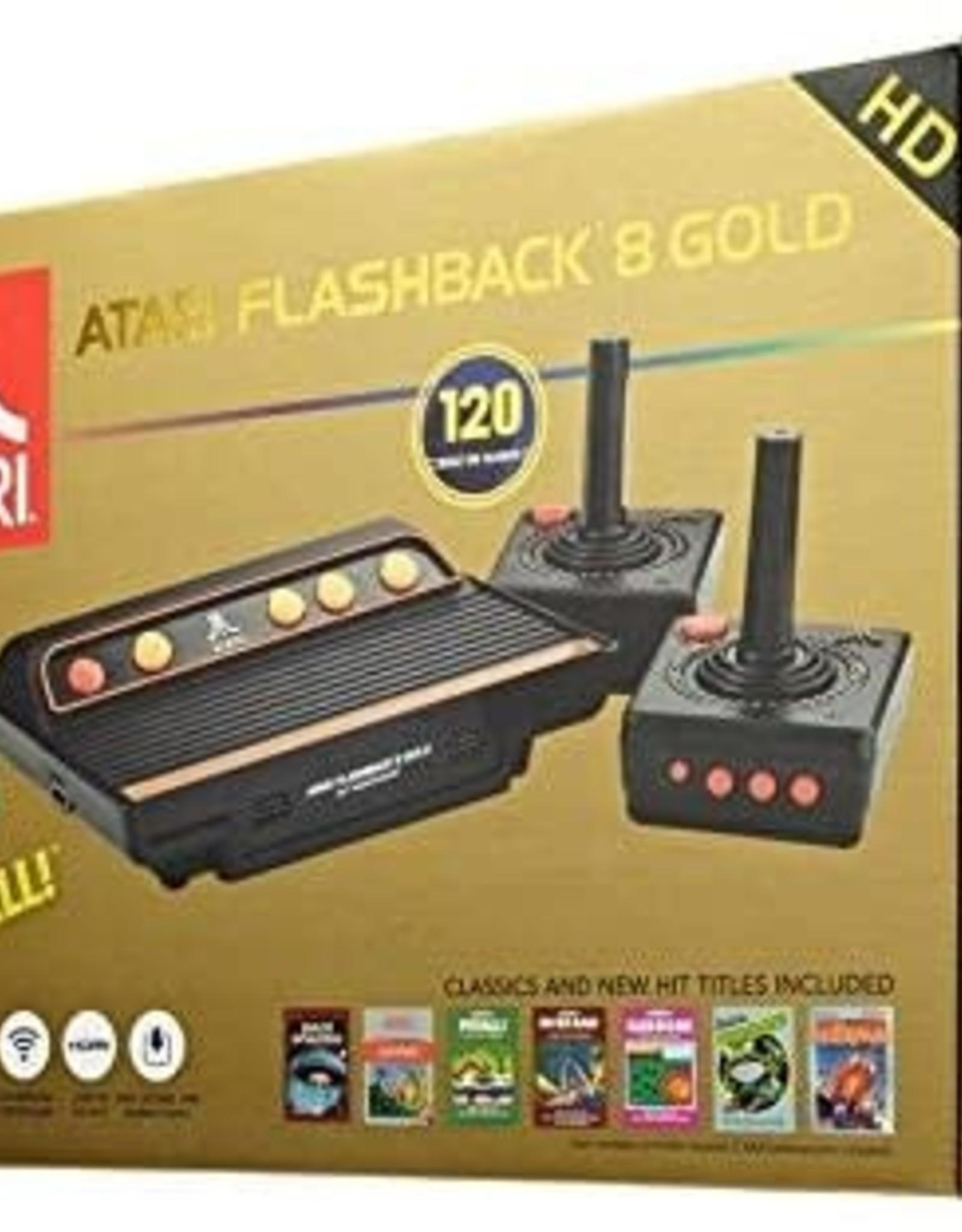 Atari 2600 Atari Flashback 8 Gold (USED)