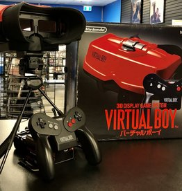 Virtual Boy Virtual Boy System (CiB, Japanese Import)