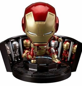 Nendoroid Iron Man Mark 42 Hero's Edition + Hall of Armor Set Nendoroid 349