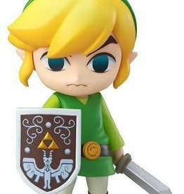 Nendoroid Legend of Zelda Link The Wind Waker Ver. Nendoroid 413 (Damaged Box)