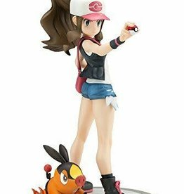 Kotobukiya Pokemon Figure Series Touko with Pokabu