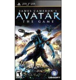 PSP Avatar: The Game