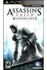 PSP Assassin's Creed: Bloodlines (CiB)