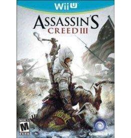 Wii U Assassin's Creed III (CiB)