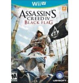 Wii U Assassin's Creed IV: Black Flag (CiB)