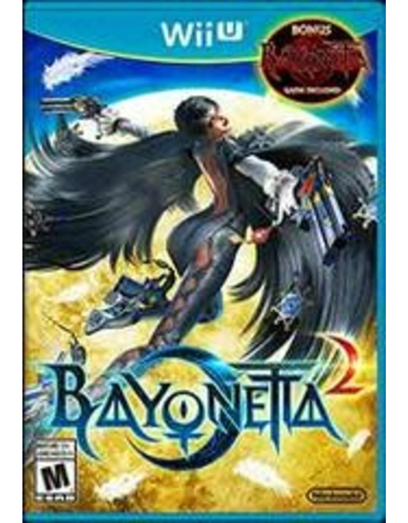 Wii U Bayonetta 2 (CiB)
