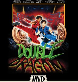 Used Bluray Double Dragon (MVD Rewind Collection)