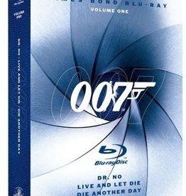Used Bluray James Bond Blu-Ray Volume One