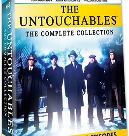 Used Bluray The Untouchables The Complete Collection (Sealed)