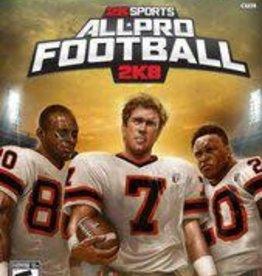 Xbox 360 All Pro Football 2K8