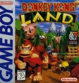 GameBoy Donkey Kong Land (Cart Only, Damaged Label)