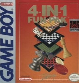 GameBoy 4 in 1 Funpak (Cart Only)