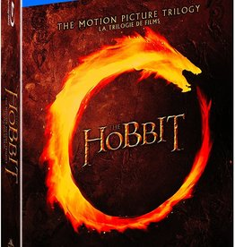 Used Bluray The Hobbit Motion Picture Collection