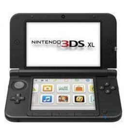 Nintendo 3DS Nintendo 3DS XL Black & Red (Used)